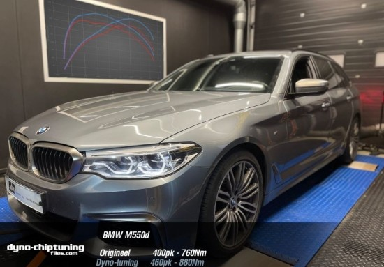 Stage 1 ready for the BMW M550d