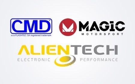 Officiële dealer van CMD Flashtec, Alientech & MagicMotorsport