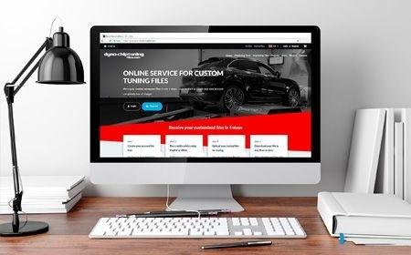 Lancering van de nieuwe website
